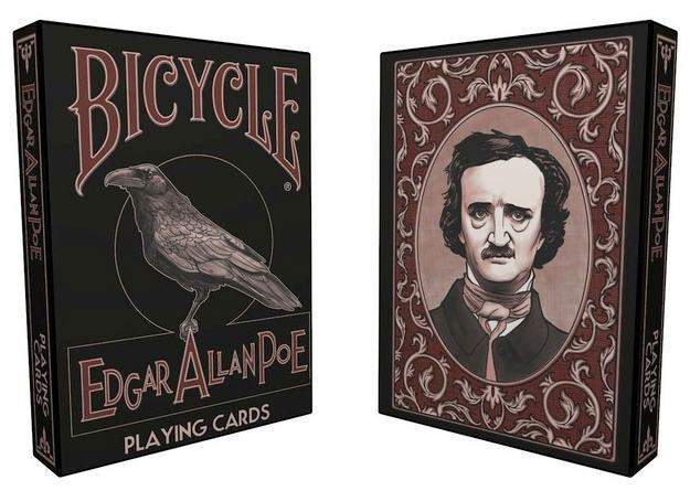 Baralho-Bicycle-Edgar-Allan-Poe-Playing-Cards-02