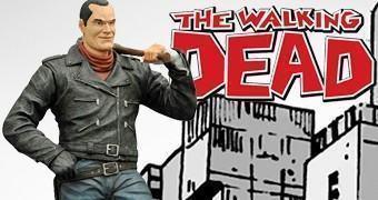 Cofre The Walking Dead Comics: Negan e Lucille