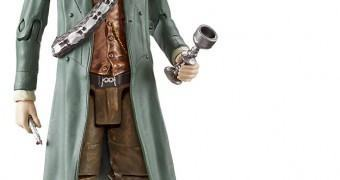 "Action Figure Doctor Who: 8º Doctor (Paul McGann) em ""Night of the Doctor"""