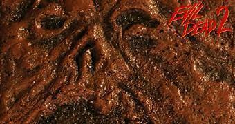 Réplica do Livro dos Mortos Necronomicon Ex-Mortis do Filme Evil Dead 2