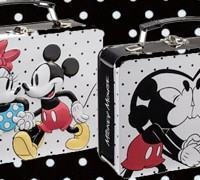 Lancheira Mickey e Minnie Polka Dot