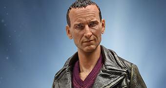 Christopher Eccleston como o 9º Doctor – Action Figure Perfeita Doctor Who 1:6