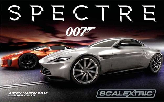 Autorama-James-Bond-007-Spectre-Slot-Car-Race-Set-Scalextric-05
