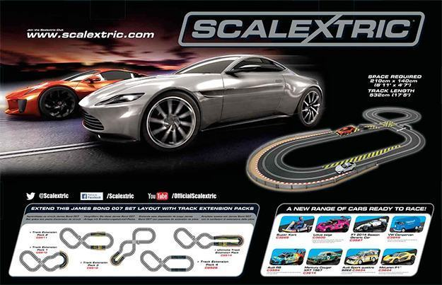 Autorama-James-Bond-007-Spectre-Slot-Car-Race-Set-Scalextric-06
