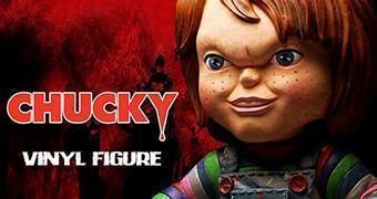Boneco de Vinil Chucky, o Brinquedo Assassino com 15 cm (Mezco)