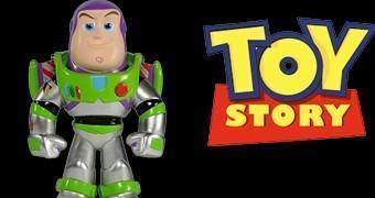 Toy Story Buzz Lightyear Hikari Sofubi – Boneco Funko em Estilo Japonês