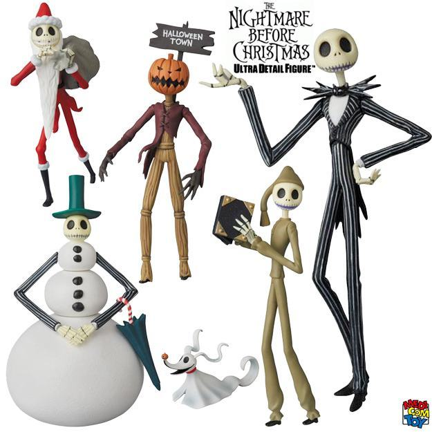 Bonecos-Medicom-UDF-Jack-Collection-Nightmare-Before-Christmas-01