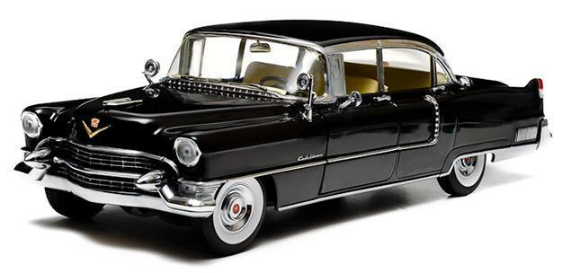 Carrinho-The-Godfather-1955-Cadillac-Fleetwood-Series-60-Die-Cast-Metal-Vehicle-02