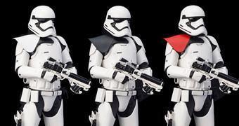 Estátua First Order Stormtrooper ArtFX+ Star Wars VII: The Force Awakens (Kotobukiya)