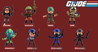 Mini-Figuras Blind-Box Loyal Subjects G.I. Joe!