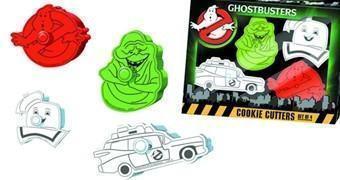 Cortadores de Cookies Ghostbusters