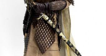 Action Figure Game of Thrones ThreeZero: Nikolaj Coster-Waldau como Jaime Lannister