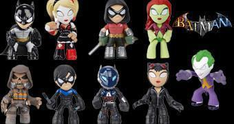 Batman: Arkham Mystery Minis – Mini-Figuras Funko (Blind-Box)