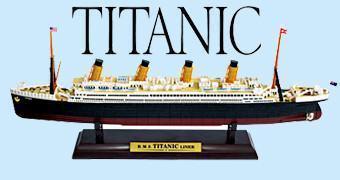 Quebra-Cabeça RMS Titanic 4DMaster Escala 1:1200