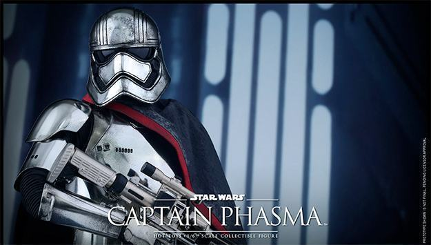 Action-FIgures-Hot-Toys-Star-Wars-VII-Captain-Phasma-01
