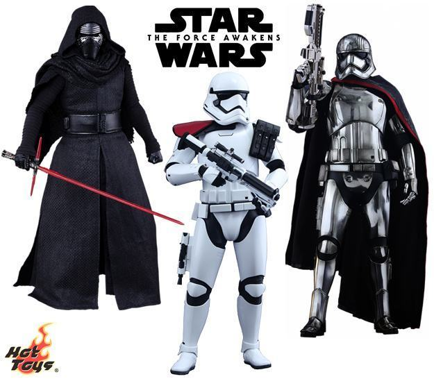 Action-FIgures-Hot-Toys-Star-Wars-VII-Kylo-Phasma-Stormtrooper-01