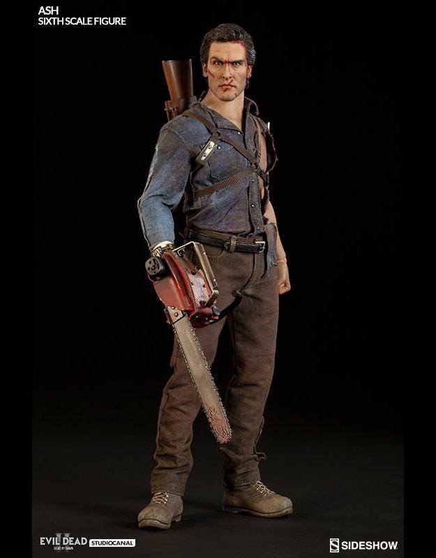 Action-Figure-Ash-Evil-Dead-II-Sixth-Scale-Figure-Sideshow-04
