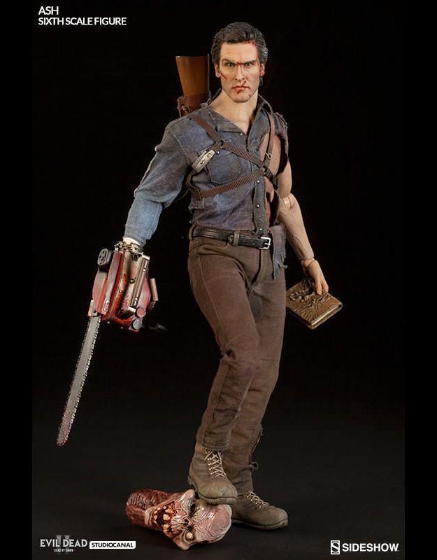 Action-Figure-Ash-Evil-Dead-II-Sixth-Scale-Figure-Sideshow-06
