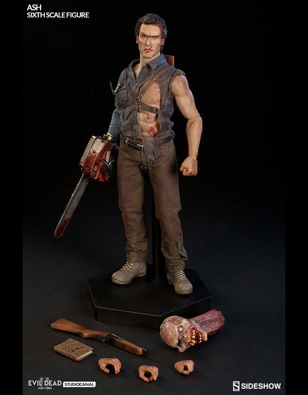 Action-Figure-Ash-Evil-Dead-II-Sixth-Scale-Figure-Sideshow-12