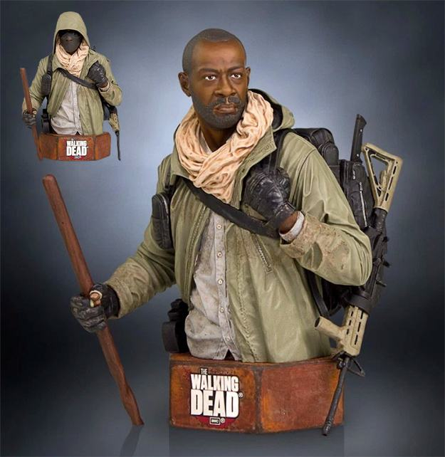 Busto-The-Walking-Dead-Morgan-Jones-Deluxe-Mini-Bust-01