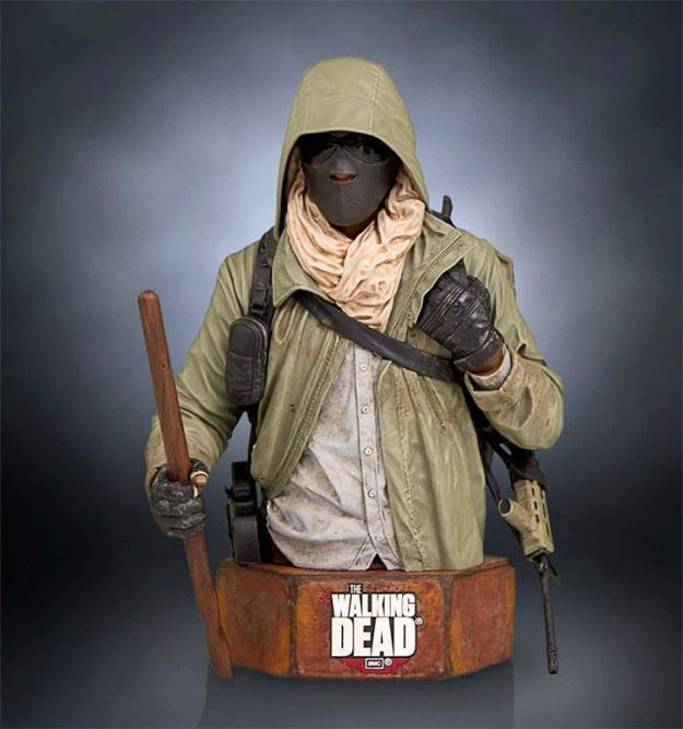 Busto-The-Walking-Dead-Morgan-Jones-Deluxe-Mini-Bust-02