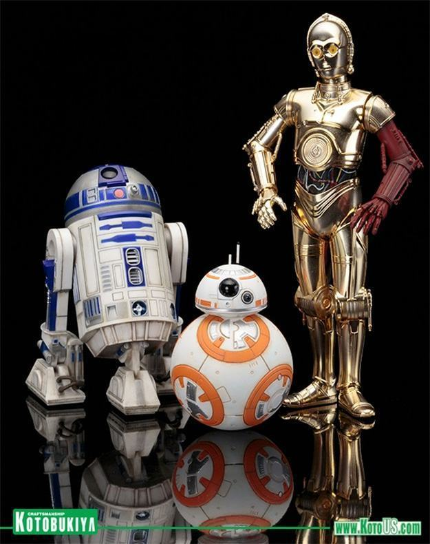 Estatuas-C-3PO-R2-D2-BB-8-ArtFX-Star-Wars-VII-02