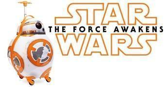 Mala de Rodinhas BB-8 – Star Wars: O Despertar da Força