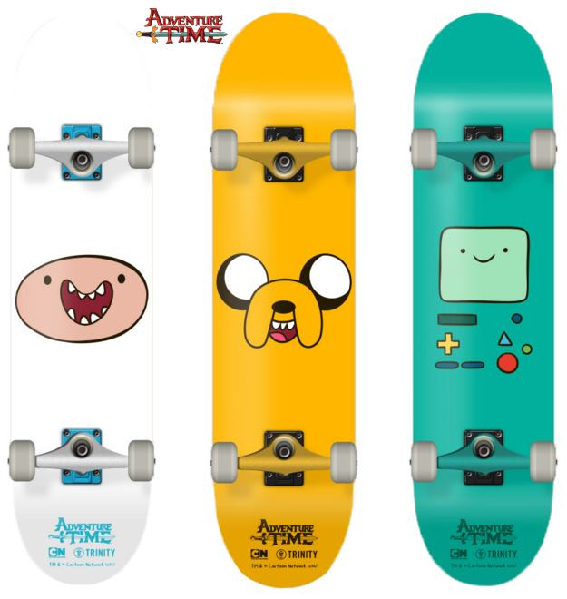 Skates-Hora-de-Aventura-Adventure-Time-Trinity-Skateboards-01