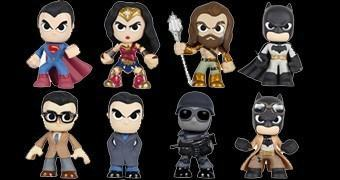 Batman v Super-Homem: O Despertar da Justiça Mystery Minis – Mini-Figuras Funko (Blind-Box)