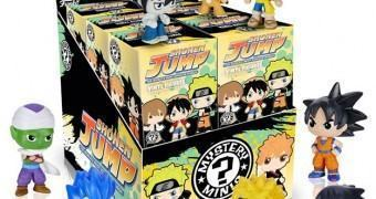 Mystery Minis Best of Anime Série 2 – Mini-Figuras Funko Blind-Box