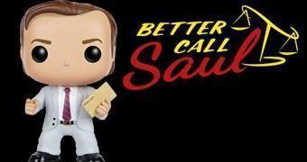 Boneco Pop! Better Call Saul: Jimmy McGill (Saul Goodman)