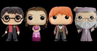 Harry Potter Pop! Série 2 com 9 Novos Bonecos de Vinil Funko