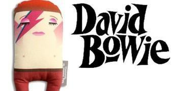 Boneco de Pano Major B – David Bowie como Ziggy Stardust