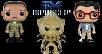 Bonecos Funko Pop! Independence Day