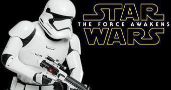 Estátua First Order Stormtrooper em Tamanho Real por US$8.500