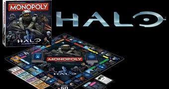 Halo Monopoly – Jogo de Tabuleiro da Franquia de Videogames