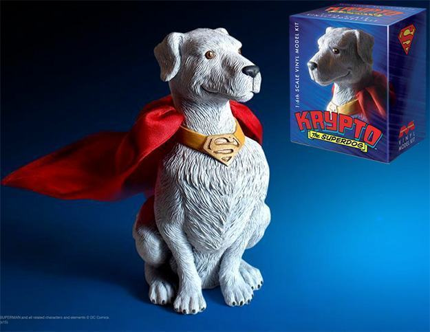 Kit-Plastico-de-Montar-DC-Comics-Krypto-The-Superdog-01