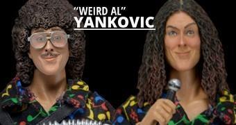 """Weird Al"" Yankovic Action Figure Retro Neca"