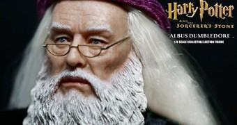 Albus Dumbledore (Richard Harris) Action Figure Perfeita Star Ace 1:6 (Harry Potter e a Pedra Filosofal)