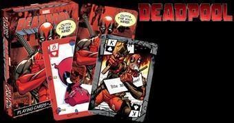 Baralho Marvel Deadpool