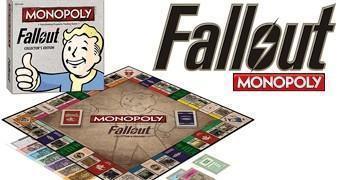 Fallout Monopoly – Jogo de Tabuleiro Pós-Apocalíptico