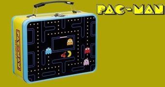Lancheira de Lata Pac-Man