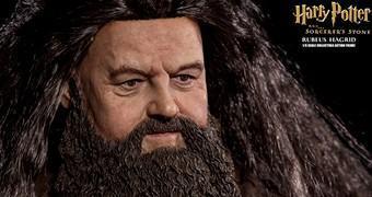Rubeus Hagrid (Robbie Coltrane) Action Figure Perfeita Star Ace 1:6 (Harry Potter e a Pedra Filosofal)