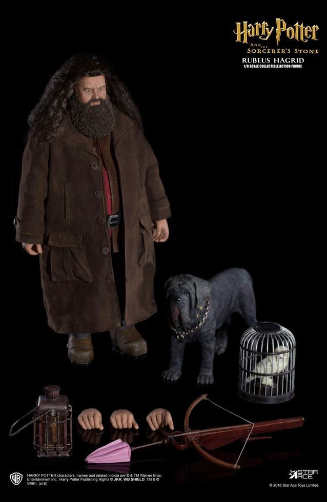 Rubeus-Hagrid-StarAce-Harry-Potter-Deluxe-Action-Figure-14