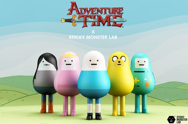 Adventure-Time-X-Series-Sticky-Monster-Lab-01