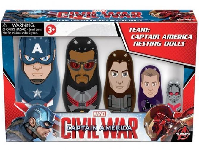 Bonecas-Matryoshkas-Captain-America-Civil-War-Nesting-Dolls-03