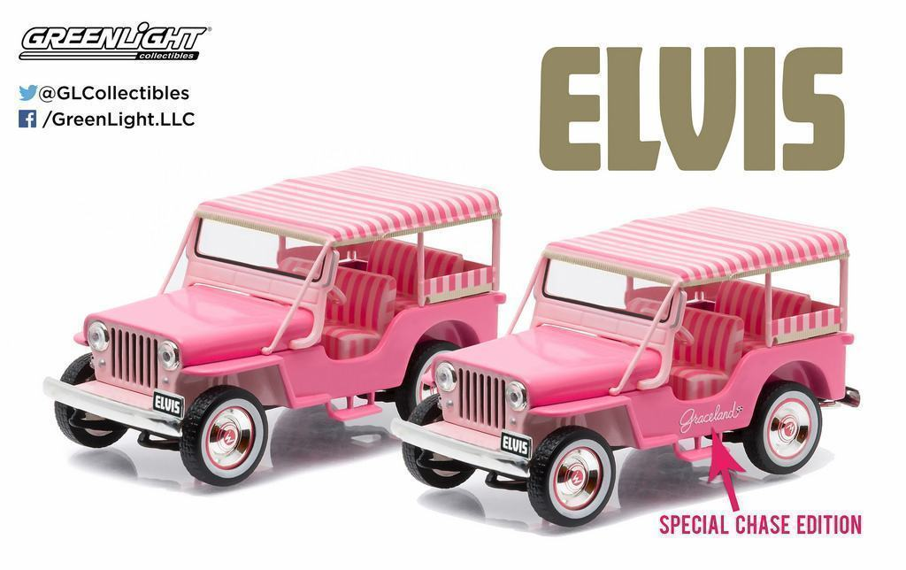 Carro-Elvis-Presley-Pink-Jeep-Surrey-1-43-Die-Cast-Metal-Vehicle-02