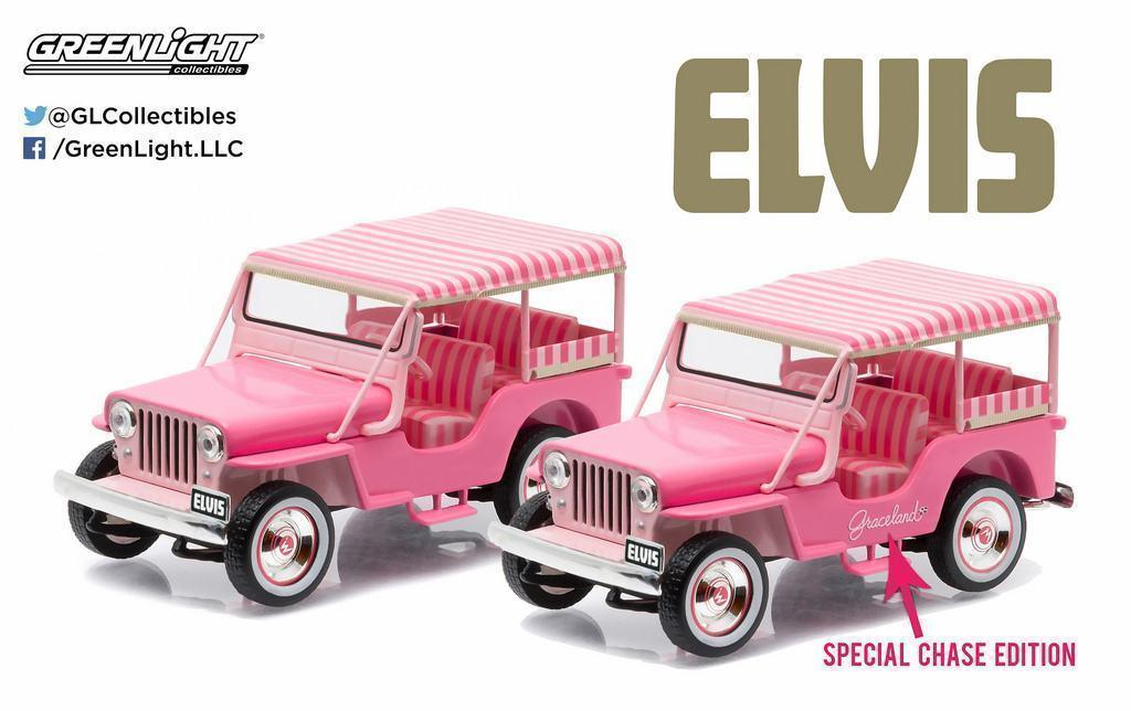 Carro-Elvis-Presley-Pink-Jeep-Surrey-1-43-Die-Cast-Metal-Vehicle-02