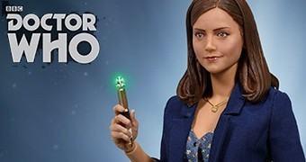 Jenna Coleman como Clara Oswald – Action Figure Perfeita Doctor Who 1:6