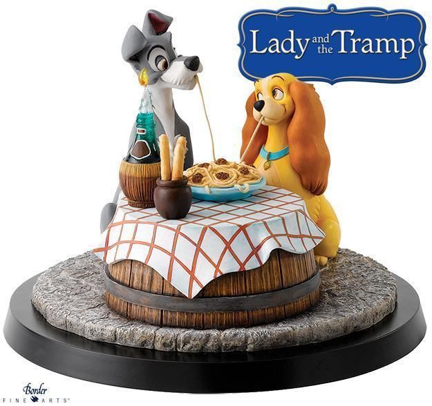 Estatua-Diorama-A-Dama-e-o-Vagabundo-Lady-and-the-Tramp-A-Moment-in-Time-01